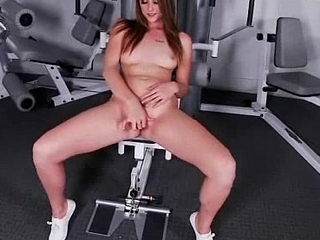 (shae snow) Alone Sexy Hot Teen Girl Mime Sex Stuffs As Dildos clip-23