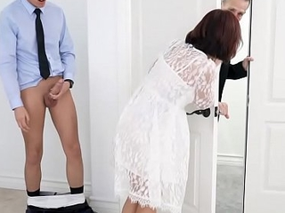 Honcho Step-Mom Fucked In advance Wedding