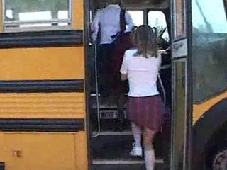 School bus beauties teen copulation