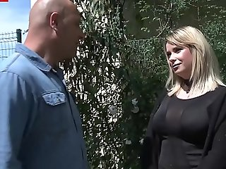 LETSDOEIT - Chubby French Dilettante Teen Takes a Big Bushwa From her Uncle