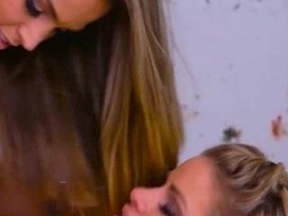 Teen Lesbians (Jessa Rhodes &amp_ Ryan Ryans) Conclave Love Beyond everything Cam movie-20