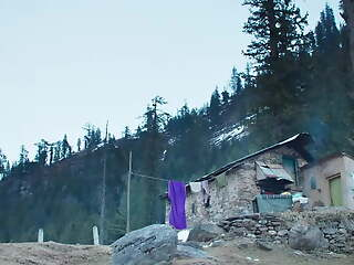Dhoban aur Sarpanch Caught by Her Hubby Golu Doing Wild Coitus