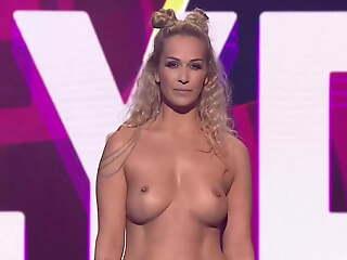 Essential model, singer and actress Ibi Makienok nude in danish a