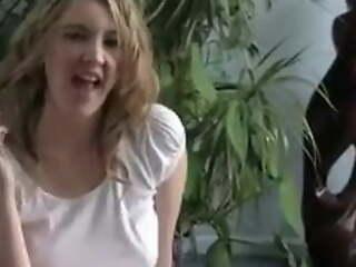 British Amateur - Mistress Katie talks about wanking off