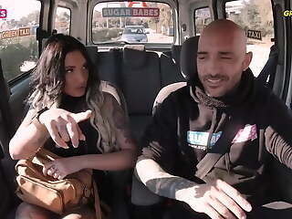 SUGARBABESTV: GREEK ANAL Hansom cab