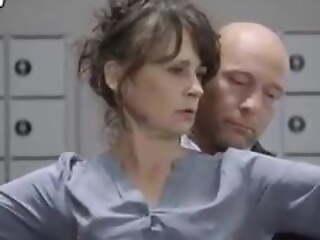 Hot Married Slut Groped Movie Scene