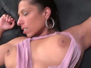 Son Creampies Step Mom for Christmas - Family Therapy