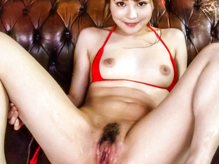 Frying Maomi Nagasawa squirts penetrating after hardcore dildoing