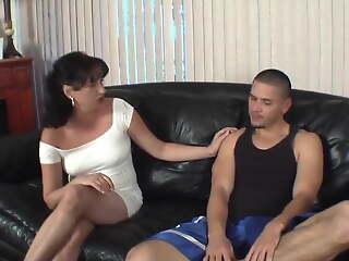 ROLEPLAY-Older Sister Fucks Her Virgin Brother