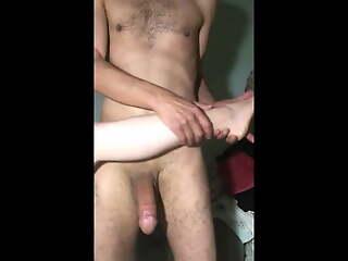 Turkish victuals mature with big nipples fucks a big cock
