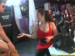 Adorable Blonde Pounded By Stripper