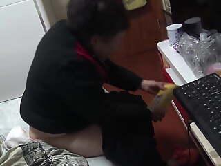 chinese granny grandma fuck