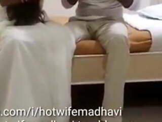 Devar sex with divorced bhabi in hotel room