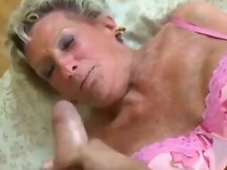 Granny Shirley fucks very well