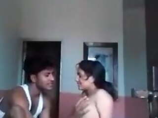 Desi sexy unspecific fucked by her bf