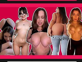 Hot TikTok Girls Compilation #4