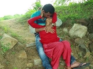 Shire Aunty Business With Neighbour Nigh Alfresco    Latest Telugu Romantic Short