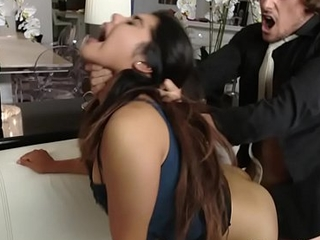 Leila Severine Sucks Load of shit increased by Banged Ruthlessly