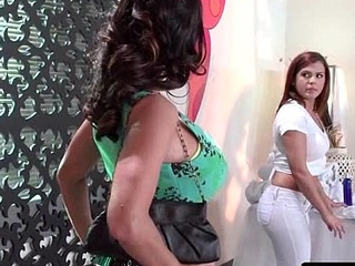 Hot and Mean Lesbian Babes - My Ex'_s Angry Mom with Ava Addams &amp_ Keisha Grey- free video 01